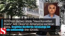 FETÖ�cü Adil Öksüz�ün Almanya'da kaldığı iddia edilen evi