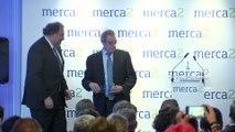 Dimas Gimeno y Vicente Fox, entre los galardonados con los premios Merca2