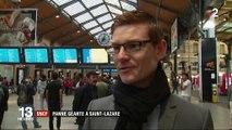 SNCF : la gare Saint-Lazare paralysée par une panne