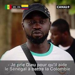 AU QUARTIER #5 BONUS Sénégal-Colombie