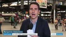 Panne à la gare Saint-Lazare : le trafic reprend progressivement