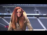 Maria Kanellis on WWE Raw Diva Search and how she got hired!