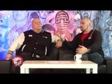 Paige's Father, Ricky Knight on BWC British Wrestling Round-Up - Season 3, Episode 4