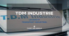 TDM Industrie : Manutention, levage, transfert industriel en Seine-Maritime (76)
