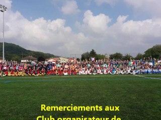 Journée Nationale U9 et Départementale U11 à Longeville - 9 juin 2018