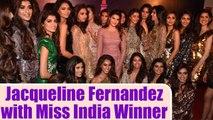 Jacqueline Fernandez unveils 30 finalists of Miss India State Winner 2018 | Boldsky