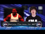 Jake Roberts Seriously ill - Batista 'Too busy for WWE' - Sabin to WWE?  WTTV News