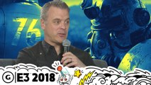 Pete Hines Reveals More on Fallout 76, The Elder Scrolls, and More | E3 2018