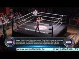 WWE Paige's Brothers The UK Hooligans Vs The London Riots Highlights