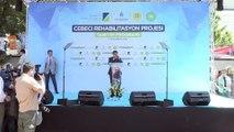 Cebeci Taşocakları İyileştirme Projesi tanıtımı - Şahin ve Uysal - İSTANBUL