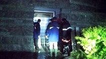 Le sanctuaire de Lourdes complètement inondé vers 3h du matin