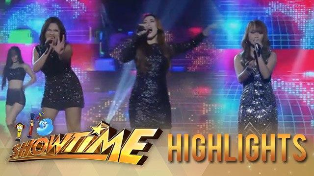 It's Showtime: The TNT Divas Rachel, Remy and Arabelle feisty performance!