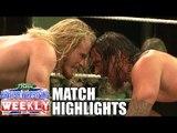 Sami Callihan vs. Mark Haskins   NGW British Wrestling Weekly Match Highlights