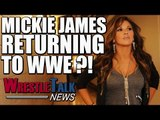 Mickie James Returning To WWE?! Raw & Smackdown Ratings Crash! | WrestleTalk News