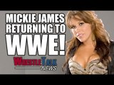 John Cena's 2017 WWE Plans Leaked? Mickie James Returning To WWE! | WrestleTalk News