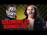 Should Matt & Jeff Hardy Go To NXT? | Solomonster Sounds Off Mailbag Mar. 2017