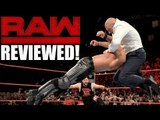 Triple H Returns! New WWE Universal Champion Crowned! | WWE RAW 8/29/16 Review