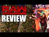 Ex-TNA Star Makes WWE Raw Debut! Big Royal Rumble Match Announced! | WWE RAW Dec. 19, 2016 Review