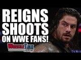 Rusev Returning To WWE! Roman Reigns Shoots On WWE Fans! | WrestleTalk News June 2017