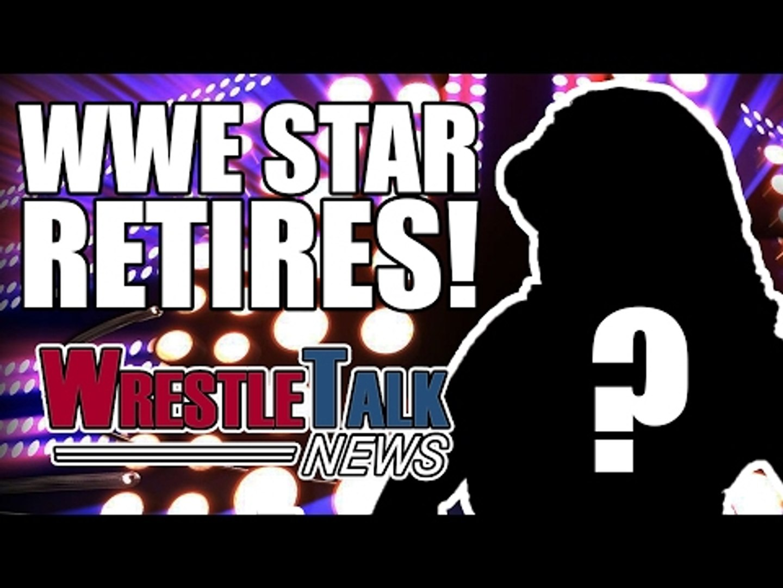 WWE Raw Botch After Main Event! WWE Star Announces Retirement! | WrestleTalk News Feb. 2017