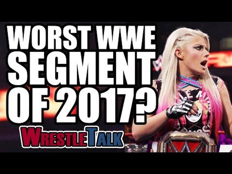 Worst WWE Segment Of The Year So Far? WWE Stars Return!   WWE Raw, May 29, 2017 Review