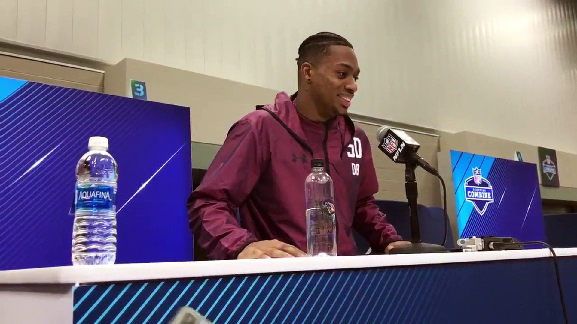 The Weirdest NFL Combine Questions Players Were Asked