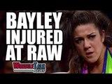 AJ Styles Shoots On WWE Raw, Bayley Injured At Raw | WrestleTalk News May 2017