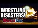 5 Wrestling Disasters!