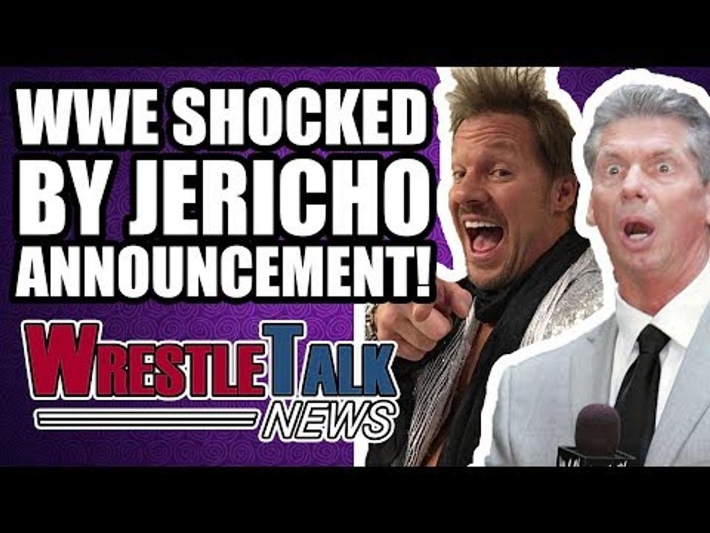 Kenny Omega SHOOTS On WWE! WWE SHOCKED By Chris Jericho NJPW Match! |  WrestleTalk News Nov  2017
