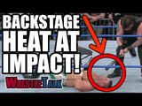 Backstage HEAT Between Sami Callihan & IMPACT Wrestling Locker Room!   WrestleTalk Insider
