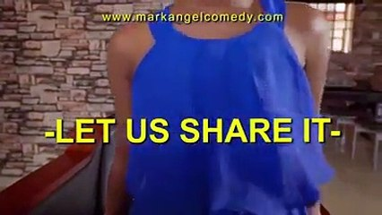 This VERY FUNNY Mark Angel Comedy video will make you laugh for a long time, Emanuella is too brilliant