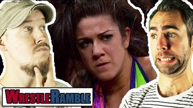 Should Bayley Turn HEEL?! What's Ronda Rousey Doing At WrestleMania 34?! | WrestleRamble