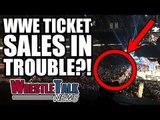 Seth Rollins Is OVER! WWE Elimination Chamber Ticket Sales In Trouble? | WrestleTalk News Feb. 2018
