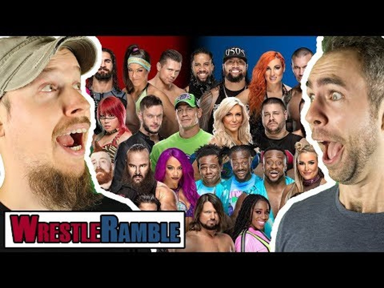 How Dual Brand PPVs Can Save WWE?!   WrestleRamble
