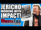 Chris Jericho Working With IMPACT Wrestling! | WrestleTalk News June 2018