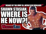 WHAT HAPPENED To... Shawn Stasiak?   Heroes Of The WWE Vs. WCW/ECW Invasion