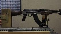 Une saisie de fusils AK47 jamais vue au Canada