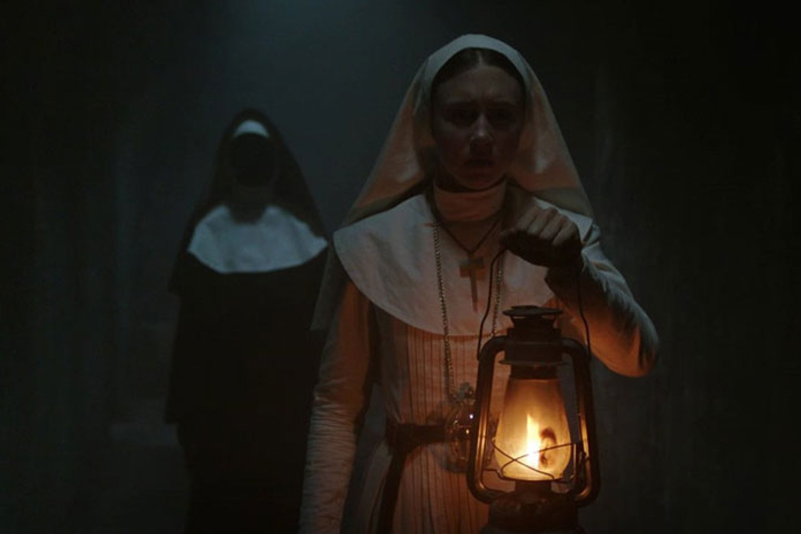 The Nun - Official Trailer - Horror Conjuring spinoff vost