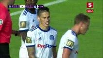 1-1 Uladzimir Khvashchynski Goal Belarus  Vyscha Liga - 13.06.2018 Dinamo Brest 1-1 Dinamo Minsk