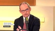 """Patrick Jeantet, PDG de SNCF Réseau : """"La loi est adoptée, la grève doit s'arrêter"""""""