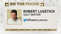 The Jim Rome Show: Robert Lusetich talks Tiger Woods