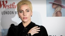 Lady Gaga and Fiance Show PDA At Date Night