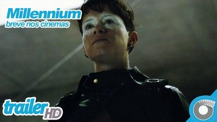 Millennium: A Garota na Teia de Aranha | Trailer Dublado [HD]