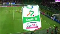 2-1 Paweł Dawidowicz  Goal Italy  Serie B  Promotion Play-Off Final - 13.06.2018 Palermo 2-1...