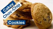 Cakey Chocolate Chip Cookie Recipe