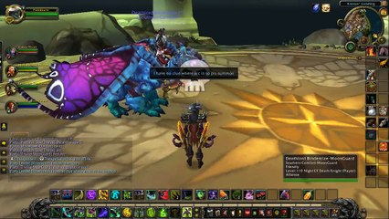TMUS WoW DH DISCARD  2018-05-16 Another Capture of OBS RUINING GAMEPLAY