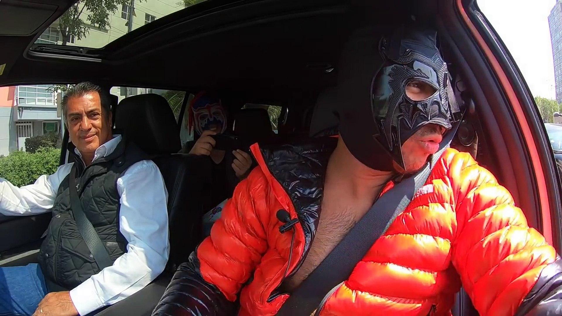 BRONCO & MEADE al volante con el Escorpión Dorado! (Cantando y escuchando verdades)