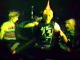 The Exploited - Jimmy Boyle (Live - Punk On The Road)