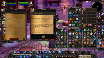 TMUS WoW MA ep 110 2018-05-17 More Mail Quest