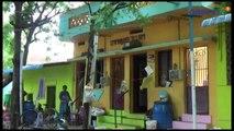 மனைவியை கழுத்தில் மிதித்து கொலை செய்த கணவன்- வீடியோ